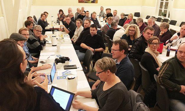 2016 Generalforsamling i Foldby-Norring Lokalråd 28. november