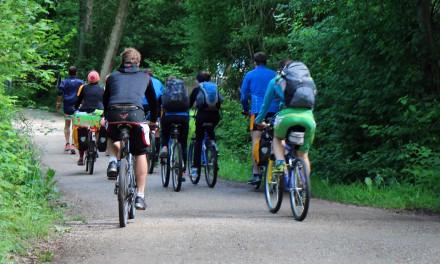 Udkast til cykelplan for Favrskov Kommune